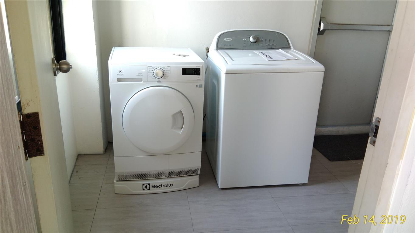 LAUNDRY AT SATHORN CREST APARTMENT UNIT 2ndFLOOR